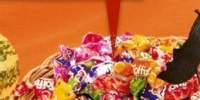 Bomboane cu umplutura cu aroma de fructe, Toffix