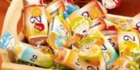 Caramele cu doua arome Soft&Fruity