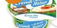 Crema de branza Natur, Delaco