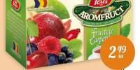 Ceai aromofruct fructele carpatilor, Fares