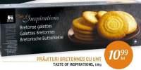 Prajituri Bretonnes cu unt, Taste of Inspirations