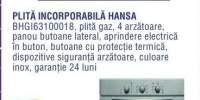 Set incorporabil Hansa