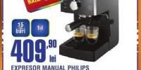 Espressor manual Philips