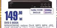 DVD E-Boda MINIHDMI90