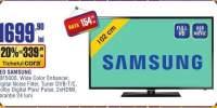 LED Samsung 40F5000