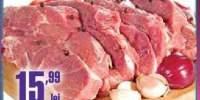 Ceafa de porc cu os
