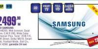 LED Samsung 40H6200