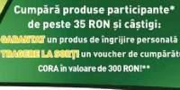 Cumpara produse participante de peste 35 RON si castigi!