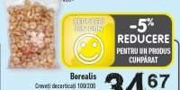 Creveti decorticati 100/200 Borealis