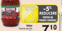 Pasta de rosii Sultan