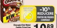 Cereale Chocapic/ Cini Minis/ Cookie Crisp/ Lion