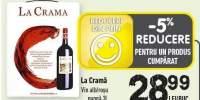 Vin alb/ rosu La Crama