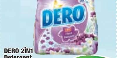 Detergent manual rufe Dero 2 in 1