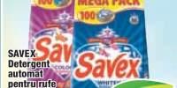 Detergent automat pentru rufe Savex
