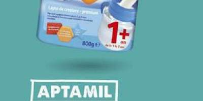Lapte praf Junior 1 an+, Aptamil