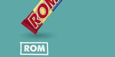 Baton dublu cu crema rom, Rom