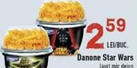 Iaurt mic dejun, Danone Star Wars
