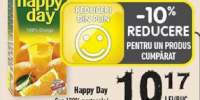 Happy Day suc 100% portocale