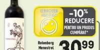 Vin rosu Rotenberg Menestrel