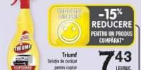 Solutie de curatat Triumf