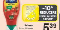 Hellman's Ketchup dulce / picant