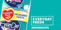 Everyday Fresh absorbante normale Center Plus