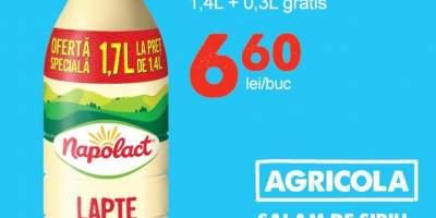 Lapte consum Napolact