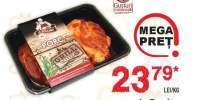 Ceafa de porc fara os marinata Le Boucher