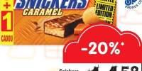 Inghetata caramel Snickers