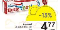 Pasta de dinti Aquafresh