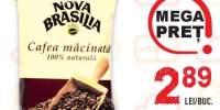 Cafea macinata Nova Brazilia