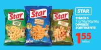 Snacks Star