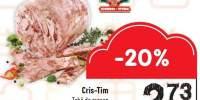 Toba de curcan Cris-Tim