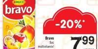 Suc multivitamine/ portocale/ portocale rosii Bravo