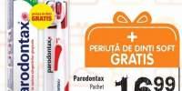 Pachet pasta de dinti + periuta de dinti Parodontax