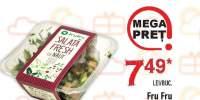Salata fresh cu naut Fru Fru
