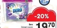 Detergent capsule Dero
