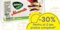 Mozzarella fresca Delaco