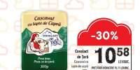 Cascaval cu lapte de capra Covalact de Tara