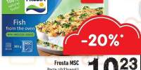 Peste alb&brocolli Frosta MSC