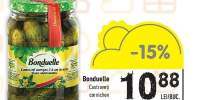 Castraveti cornichon Bonduelle
