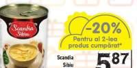 Ciorba de burta cu smantana Scandia SIbiu