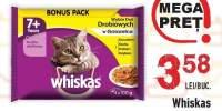 Hrana pentru pisici Whiskas