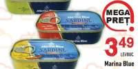 Sardine in ulei/sos tomat/ sos picant Marina Blue