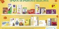 30% reducere la produsele de imunitate selectate