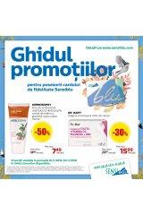 Catalog Sensiblu farmacie 1-30 noiembrie 2018 'Ghidul promotiilor'